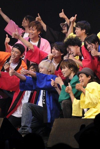 劇団プレステージ「Prestage Party at 赤坂プリッツ ~真夏のオールスター大感謝祭~」舞台写真_5