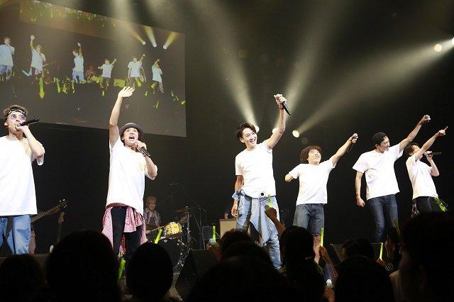 劇団プレステージ「Prestage Party at 赤坂プリッツ ~真夏のオールスター大感謝祭~」舞台写真_6