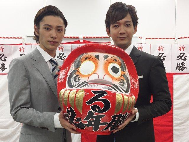 『る年祭』W主演は安西慎太郎&辻本祐樹!佐奈宏紀ら新顔から常連まで全キャスト発表