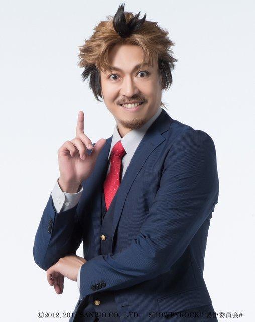 LM「SHOW BY ROCK!!」ビジュアル_有栖川メイプル役今拓哉