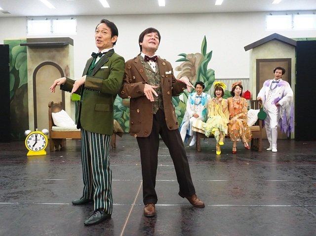 ミュージカル『フロッグとトード』公開稽古_2