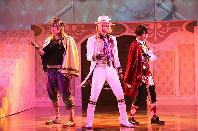 『夢王国と眠れる100人の王子様 ~Prince Theater~』舞台写真_10