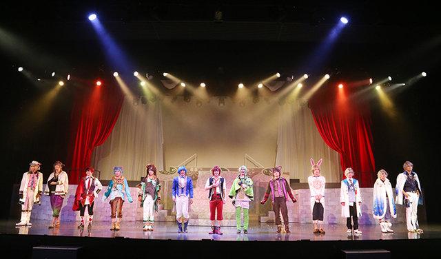 『夢王国と眠れる100人の王子様 ~Prince Theater~』舞台写真_13