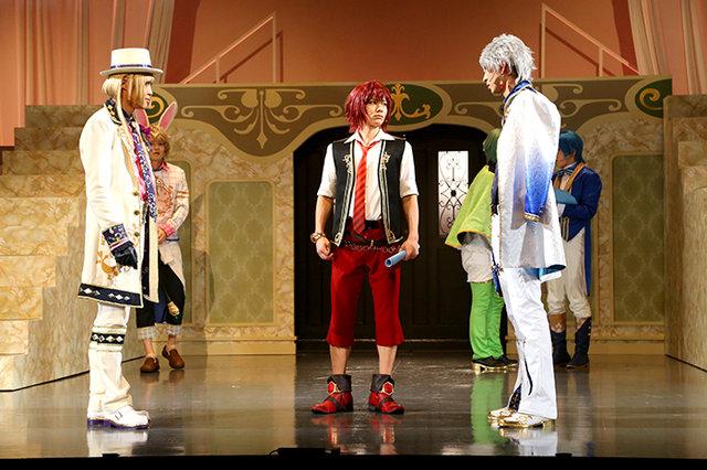 『夢王国と眠れる100人の王子様 ~Prince Theater~』舞台写真_14