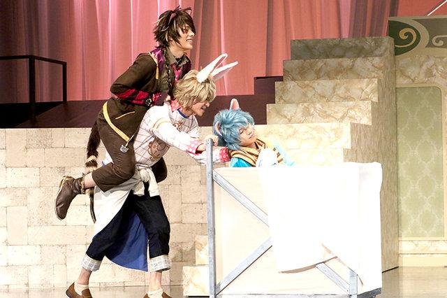 『夢王国と眠れる100人の王子様 ~Prince Theater~』舞台写真_15