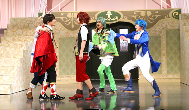 『夢王国と眠れる100人の王子様 ~Prince Theater~』舞台写真_16