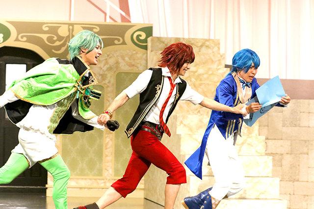 『夢王国と眠れる100人の王子様 ~Prince Theater~』舞台写真_2