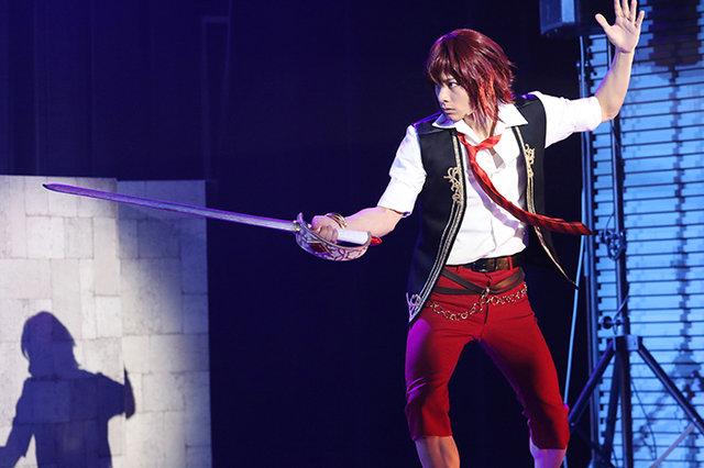 『夢王国と眠れる100人の王子様 ~Prince Theater~』舞台写真_3