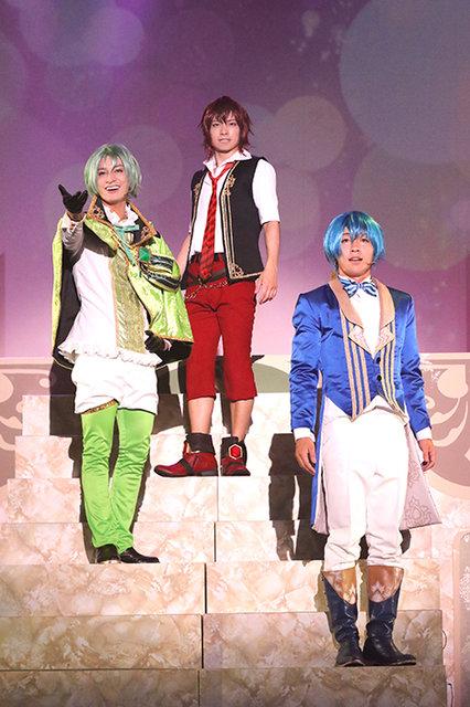 『夢王国と眠れる100人の王子様 ~Prince Theater~』舞台写真_9