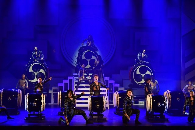 "DRUM TAO新作『ドラムロック 疾風』は和太鼓の概念を覆す""ROCK""!"
