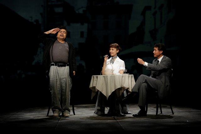 舞台『ローマの休日』大阪で開幕!朝海ひかる「不朽の名作であると改めて実感」