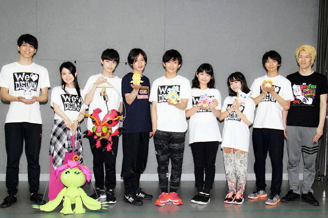『デジモンアドベンチャー tri. ~8月1日の冒険~』稽古場レポート_2