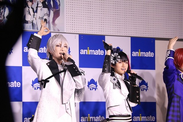 B-PROJECT on STAGE『OVER the WAVE!』公演直前記念スペシャルイベント_10
