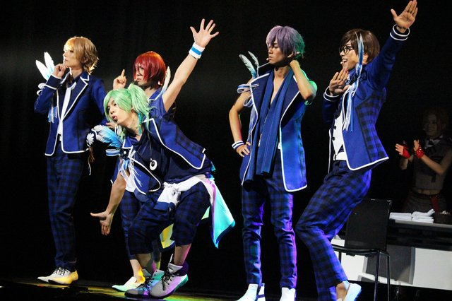 B-PROJECT on STAGE『OVER the WAVE!』舞台写真_4