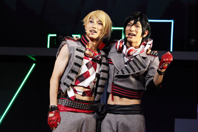 B-PROJECT on STAGE『OVER the WAVE!』舞台写真_5