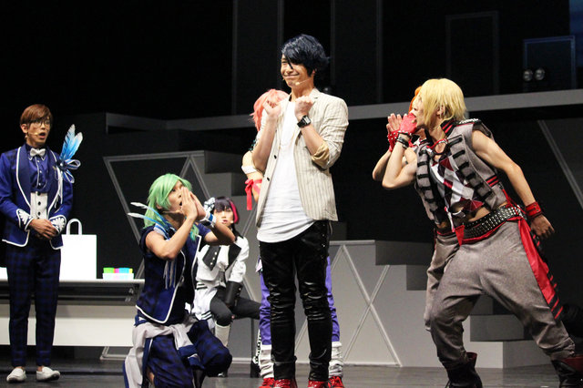 B-PROJECT on STAGE『OVER the WAVE!』舞台写真_7