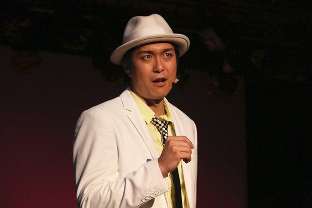 舞台『トワイスアップ』&『大山真志 Special Live』