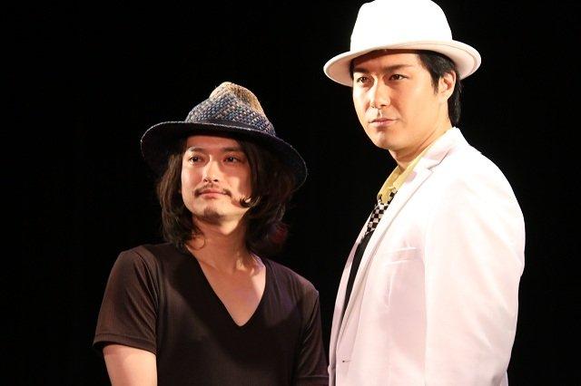 舞台『トワイスアップ』&『大山真志 Special Live』ゲネプロ_2