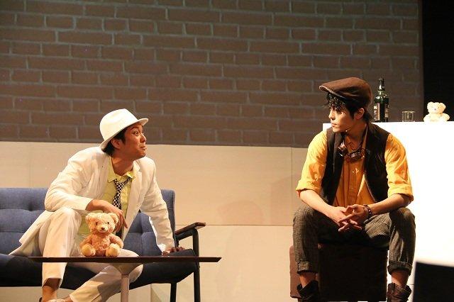 舞台『トワイスアップ』&『大山真志 Special Live』ゲネプロ_4