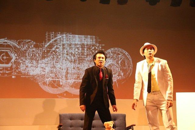 舞台『トワイスアップ』&『大山真志 Special Live』ゲネプロ_6