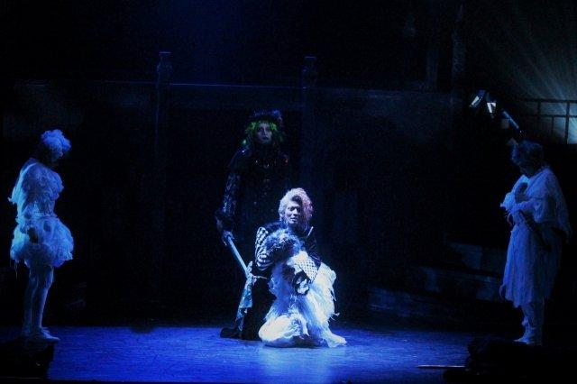 『グランギニョル』舞台写真_14