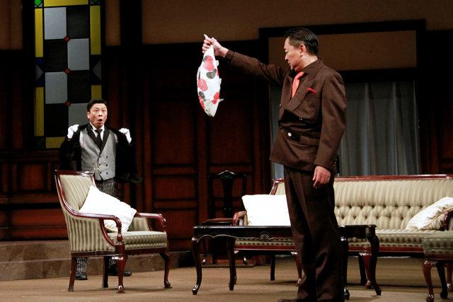 『鎌塚氏、腹におさめる』舞台写真_8