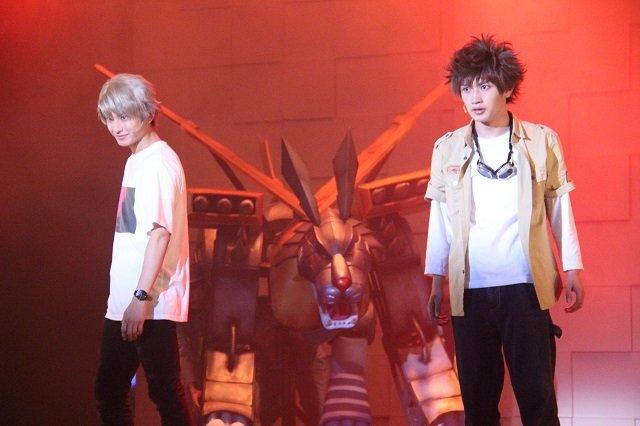 超進化ステージ『デジモンアドベンチャー tri. ~8月1日の冒険~』ゲネプロ