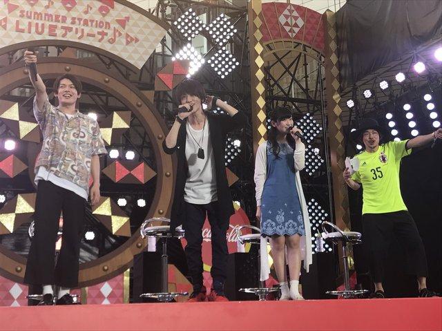 舞台『煉獄に笑う』大千秋楽のライブ・ビューイング開催&TV生中継が決定!鈴木拡樹らがイベントで発表