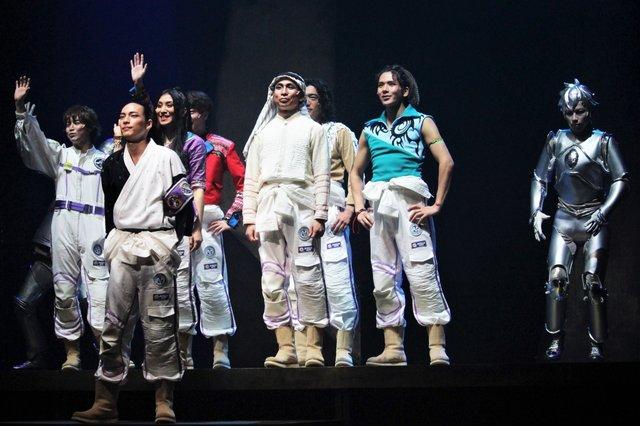 『モマの火星探検記』舞台写真_4