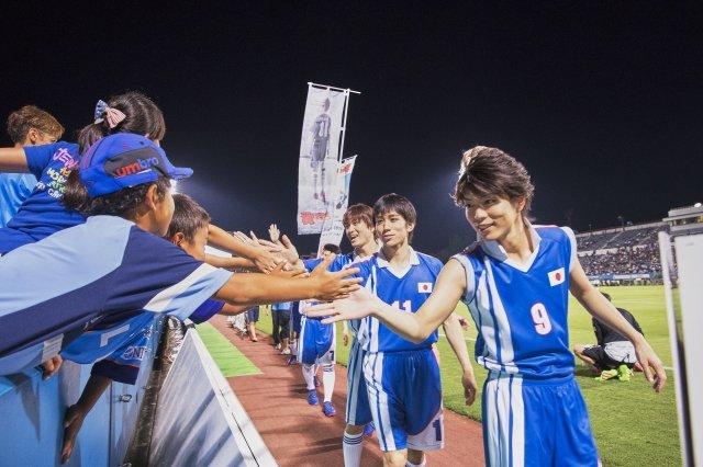 超体感ステージ『キャプテン翼』サッカー観戦ツアー開催レポート_11