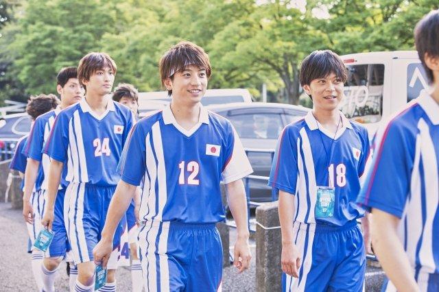 超体感ステージ『キャプテン翼』サッカー観戦ツアー開催レポート_7