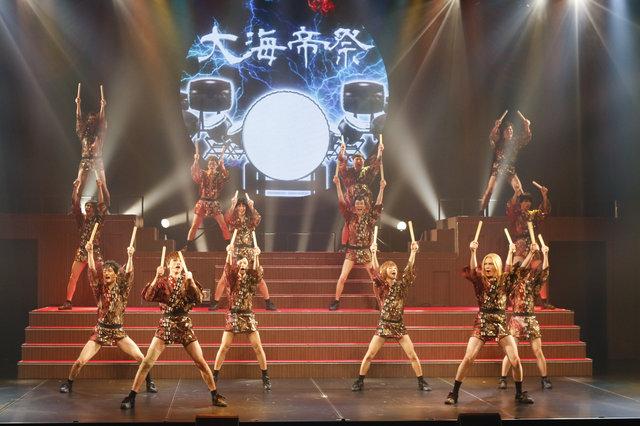 學蘭歌劇『帝一の國』―大海帝祭―舞台写真_2