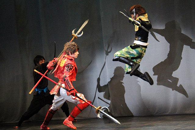 斬劇『戦国BASARA』小田原征伐_舞台写真10