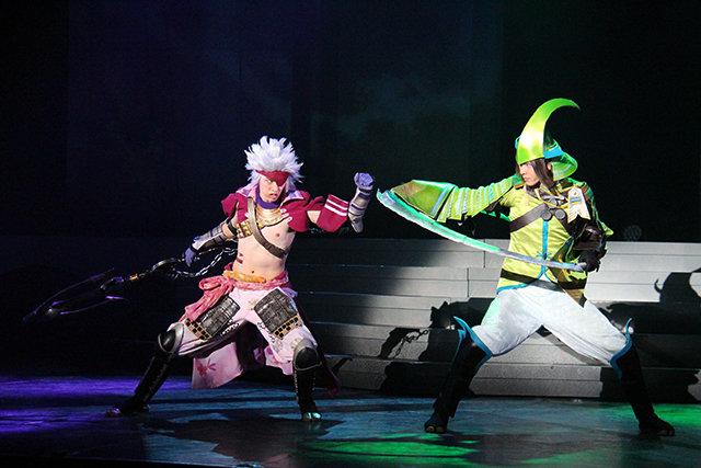 斬劇『戦国BASARA』小田原征伐_舞台写真7