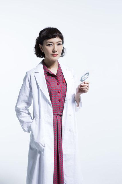 板谷由夏が初舞台で女性科学者に『PHOTOGRAPH 51』共演に神尾佑、矢崎広、宮崎秋人ら