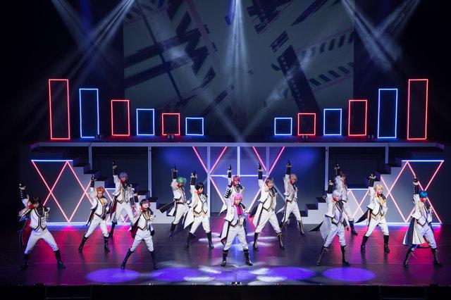 いよいよLIVE公演へ!B-PROJECT on STAGE『OVER the WAVE!』8月16日&17日開催