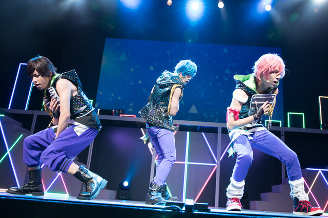 B-PROJECT on STAGE『OVER the WAVE!』LIVE写真_3
