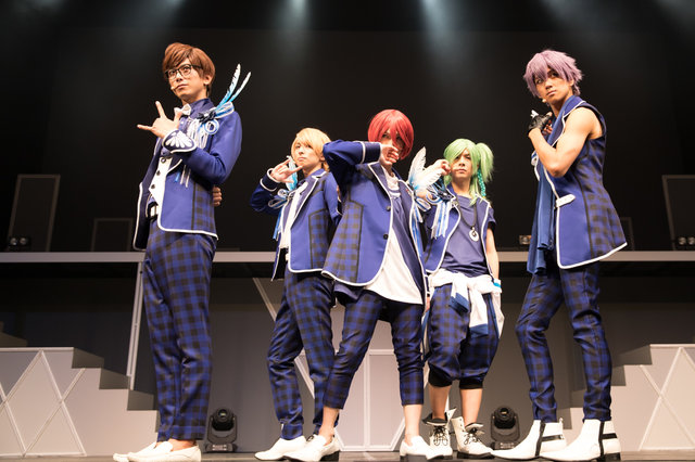 B-PROJECT on STAGE『OVER the WAVE!』LIVE写真_4