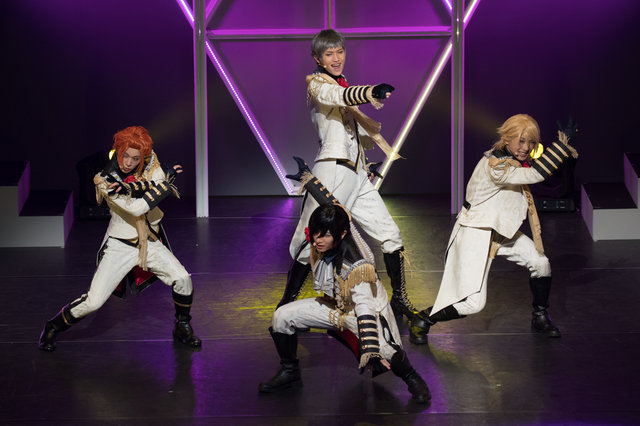 B-PROJECT on STAGE『OVER the WAVE!』LIVE写真_5