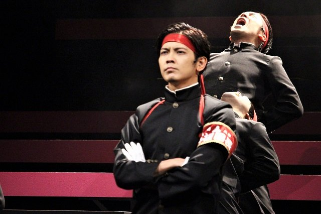 劇団プレステージ『URA!URA!Booost』舞台写真_2