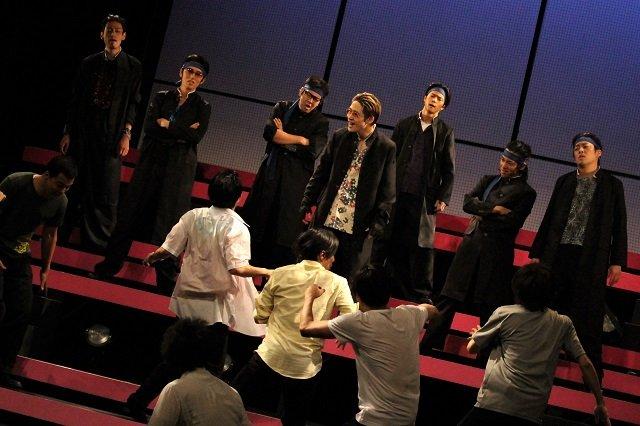 劇団プレステージ『URA!URA!Booost』舞台写真_8