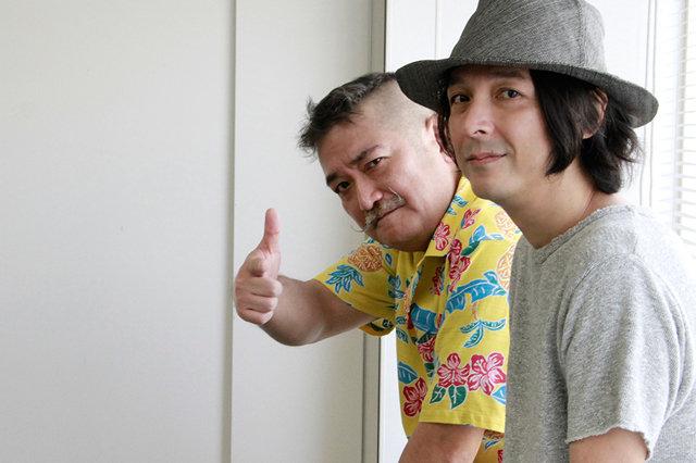 後藤ひろひと×河原雅彦が語る、舞台『人間風車』の新たな挑戦