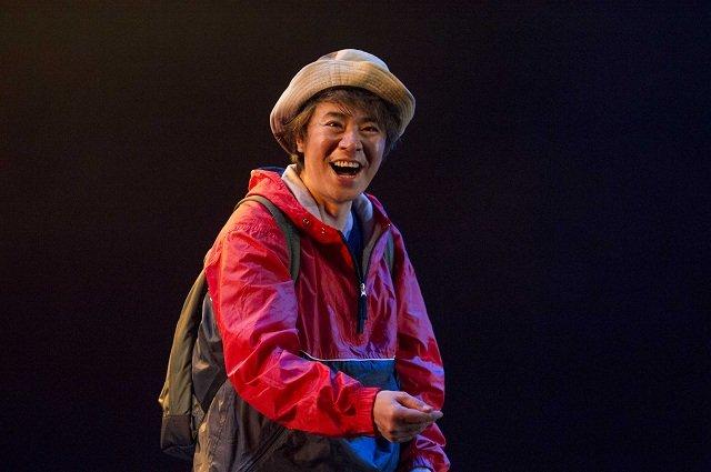 入江雅人グレート一人芝居『マイ クレイジー サンダーロード』(2012年5月)