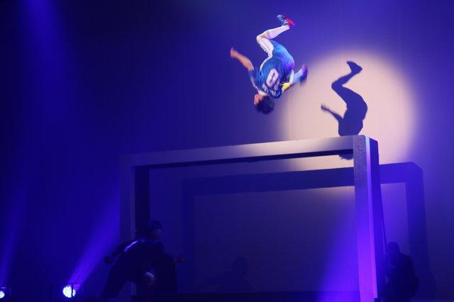 超体感ステージ「キャプテン翼」舞台写真_19