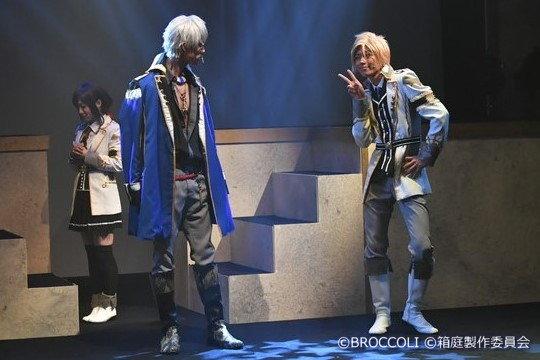 『The Stage 神々の悪戯 太陽と冥府の希望』舞台写真_3