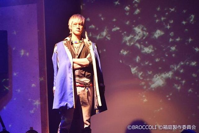 『The Stage 神々の悪戯 太陽と冥府の希望』舞台写真_5