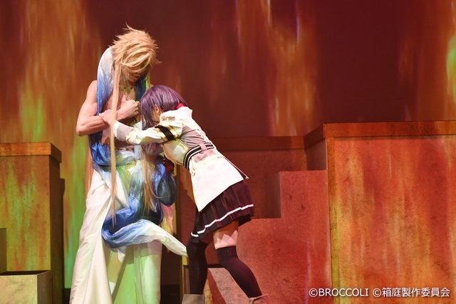 『The Stage 神々の悪戯 太陽と冥府の希望』舞台写真_8