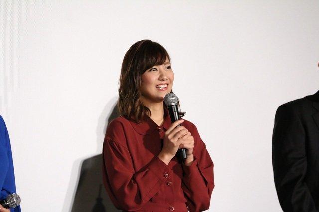 宮澤佐江_ユーミン×帝劇vol.3『朝陽の中で微笑んで』製作発表会見