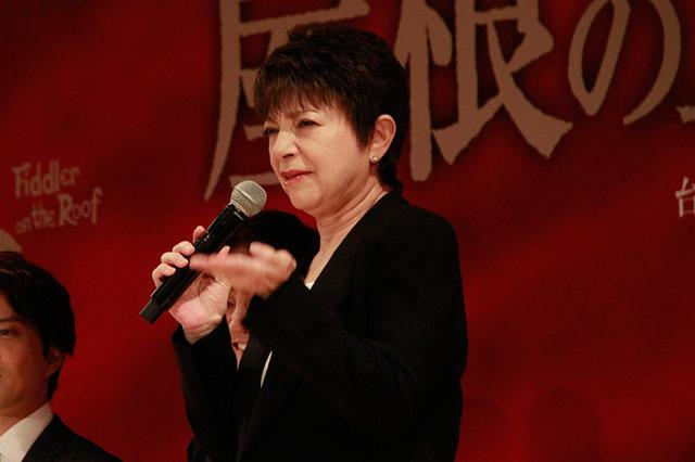 ミュージカル『屋根の上のヴァイオリン弾き』製作発表会見_4