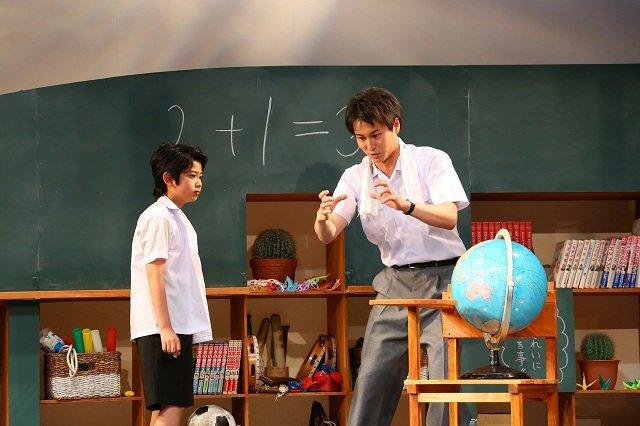 『向日葵のかっちゃん』開幕!三上真史「諦めない想いが実際に起こした奇跡のお話です」